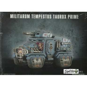MILITARUM TEMPESTUS TAUROX PRIME