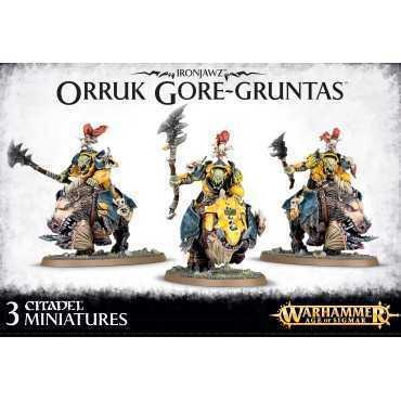 ORRUK GOREGRUNTAS
