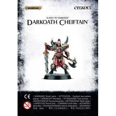 SLAVE TO DARKNES: DARKOATH CHEIFTAIN