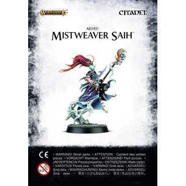 AELVES: MISTWEAVER SAIH