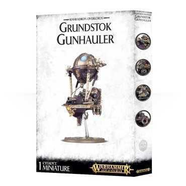 KHARADRON OVERLORDS: GRUNDSTOK GUNHAULER