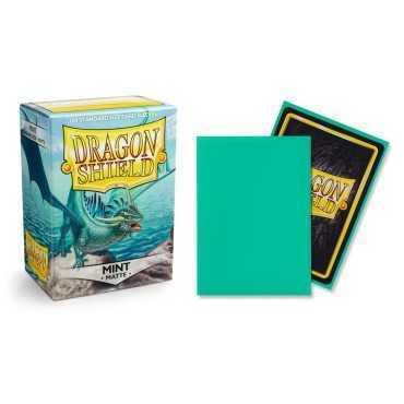 DRAGON SHIELD MINT MATTE (100)