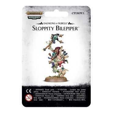 DAEMONS OF NURGLE: SLOPPITY BILEPIPER