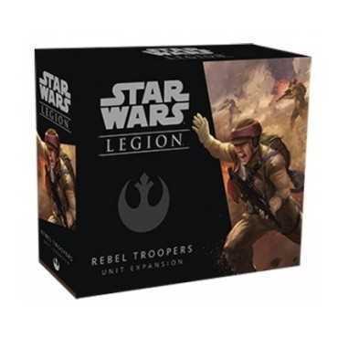 Star Wars Legion Rebel Troopers Unit Exp.
