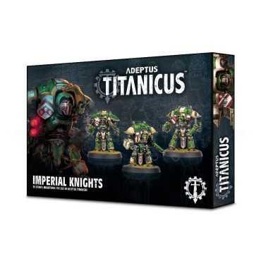 TITANICUS: IMPERIAL QUESTORIS KNIGHTS