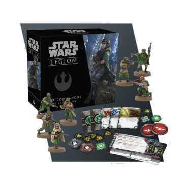 Star Wars Legion Rebel Commandos