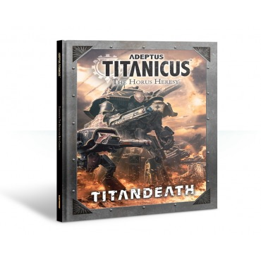 ADEPTUS TITANICUS: TITANDEATH
