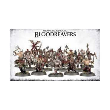 KHORNE BLOODHOUND BLOODREAVERS