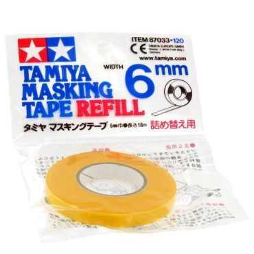 Tamiya Masking Tape - 6mm Refill