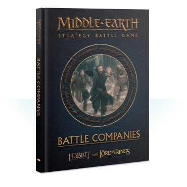 MIDDLE-EARTH SBG: BATTLE COMPANIES