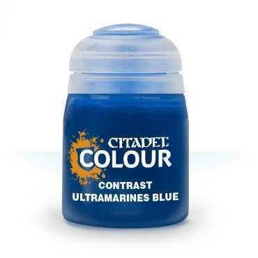 CONTRAST: ULTRAMARINES BLUE (18ML)