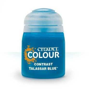 CONTRAST: TALASSAR BLUE (18ML)