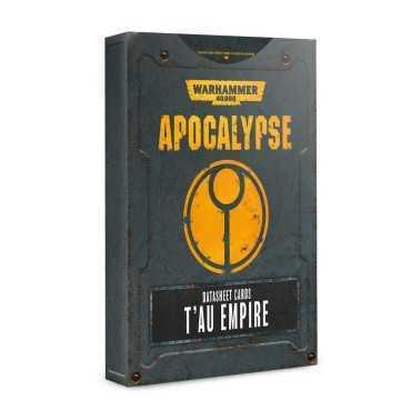 APOCALYPSE DATASHEETS: TAU EMPIRE