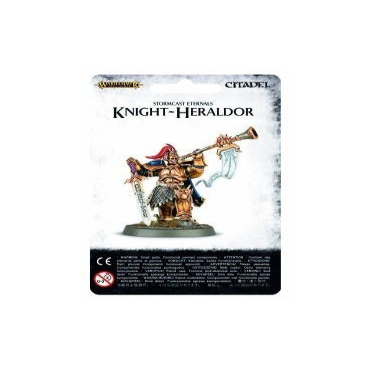 Stormcast Eternals Knight Heraldor