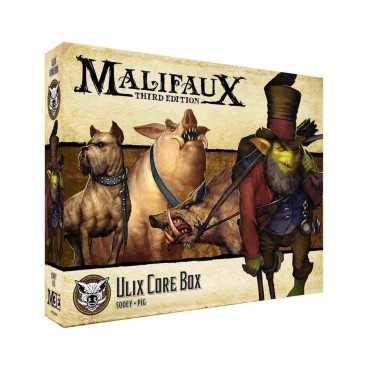 ULIX CORE BOX (3RD ED)