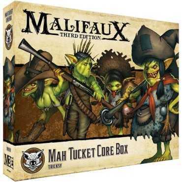 MAH TUCKET CORE BOX (3RD ED)