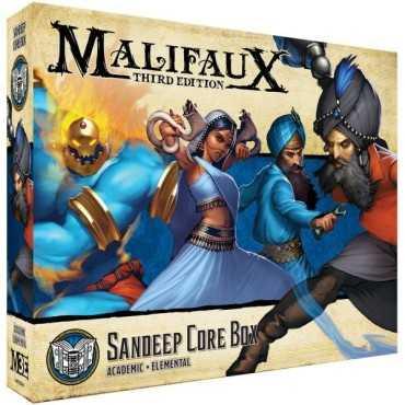 SANDEEP CORE BOX (3RD ED)