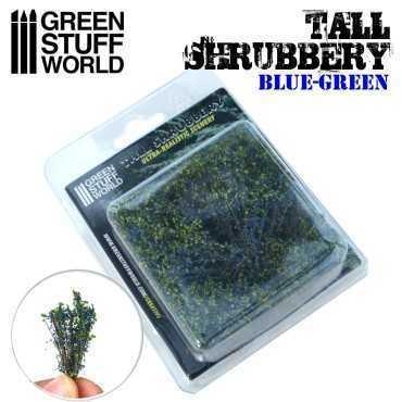TALL SHRUBBERY BLUE/GREEN