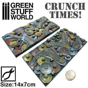 CRUNCH TIMES! STEAM PUNK GEARS