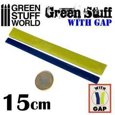 GREEN STUFF WITH GAP 6 INCH