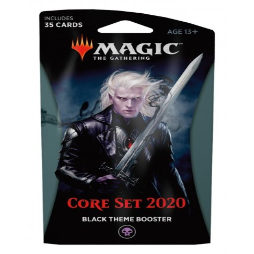 MAGIC CORE 2020 THEME BOOSTER BLACK