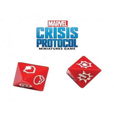 MARVEL CRISIS PROTOCOL DICE PACK